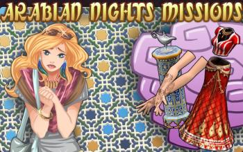 BannerCrafting - ArabianNights2014
