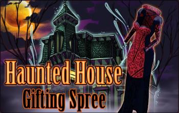 BannerGifting - HauntedHouse