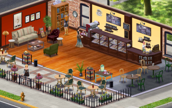 BannerCrafting - CoffeeShop