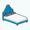 ThroughTheMirrorDecor - Curious Dreams Bed