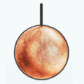Decor - Hanging Mars Lamp
