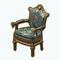 GildedEggDecor - Painted Chair