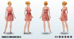 SummerPicnic - Summer Gingham Dress