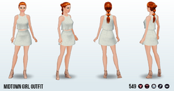 MidtownSpin - Midtown Girl Outfit