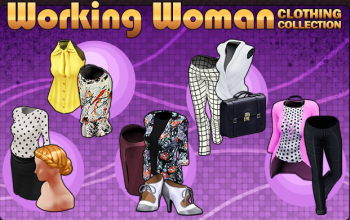 BannerCollection - WorkingWoman