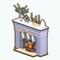 DeckTheHallsDecor - White Christmas Fireplace