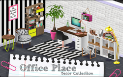 BannerDecor - OfficePlace
