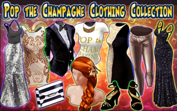 BannerCollection - PopTheChampagneClothing