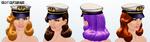 FleetWeek - Yacht Captain Hat