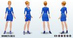 PositiveThinkingDay - Brooklyn Dress