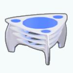 FuturisticDecor - Futuristic Coffee Table