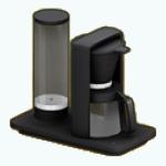 KobenhavnKitchenDecor - Dansk Coffee Maker