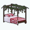 NightBeforeChristmasSpin - Fair Isle Bed