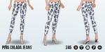 TuttiFruttiSpin - Piña Colada Jeans