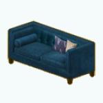 WinterGlamDecor - Glam Couch