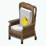 TheVault - Lemonade Patio Chair