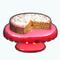 HomeForTheHolidaysDecor - Pumpkin Cheesecake