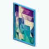 ColorblockSpin - Abstract Colorblock Painting