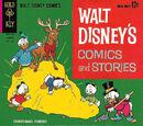 Walt Disney's Comics and Stories 268