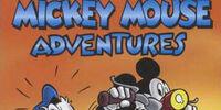 Mickey Mouse Adventures (Gemstone)
