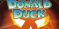 Donald Duck Ashcan