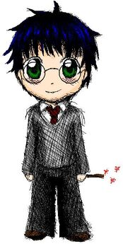 Harry Potter drawing1
