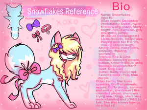 Snowflakes's ref