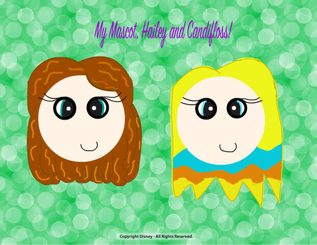 File:My Mascot, Hailey and Candifloss.jpg