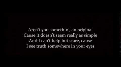 Mirrors - Justin Timberlake lyrics