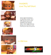 Rancis' Short