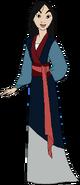 Disney Princess Mulan