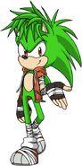 Sonic Boom Manic