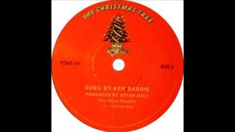 KEN BARRIE THE CHRISTMAS TREE