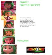 Candlehead's Short