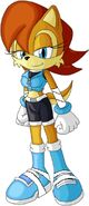 Sonic Boom Sally