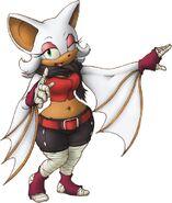 Sonic Boom Rouge