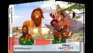 Lion King Playset