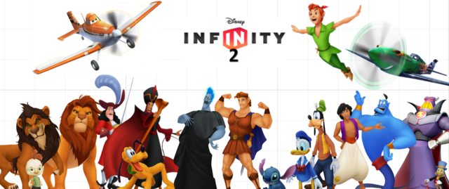 File:Disney INFINITY 2 Characters.PNG