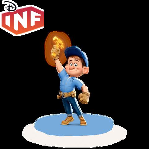 File:Disney Infinity - Felix.png