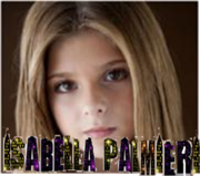 Isabella Palmeri with JESSIE Letters