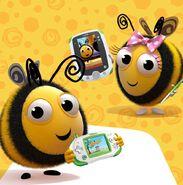 .028 Buzz Bee Rubee & Zachary 28 24 25 22