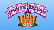 Minnie-rella Title Card