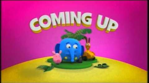 Disney Junior UK - Coming Up Jungle Junction (2011)