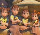 Maison des 4 sœurs