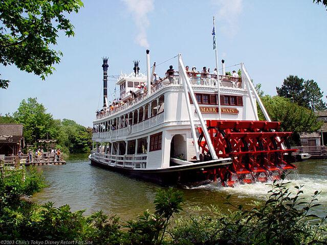 File:Mark Twain Riverboat (TDL).jpeg