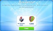 Me-striking gold-19-prize