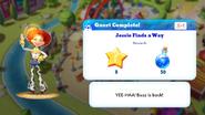 Q-jessie finds a way