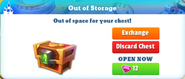Ec-out of storage