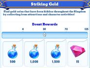 Me-striking gold-1-milestones