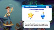 Q-disturbing diagnosis
